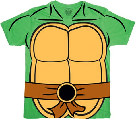 tmnt body template shirt clipart ninja turtle pencil and in color shirt