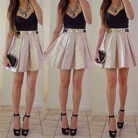 Going out outfit on Tumblr