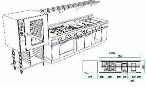 conception de cuisine professionnelle pour les restaurants With plan cuisine professionnelle normes