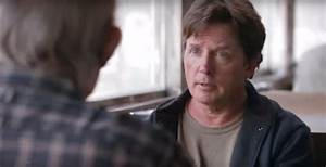 Michael J. Fox and Christopher Lloyd reunited for a fun Toyota commercial about the accuracy of ...