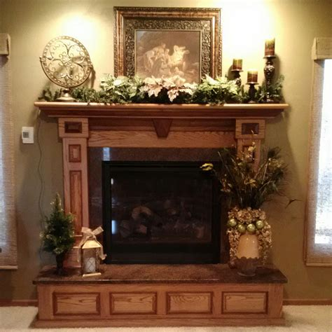 mantel decorating ideas great wintery decor ideas for
