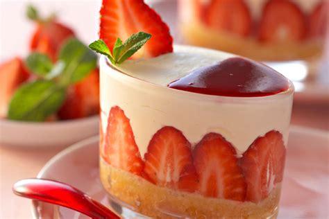 jeux de aux fraises cuisine gratuit tiramisu fraises et menthe fraîche envie de bien manger