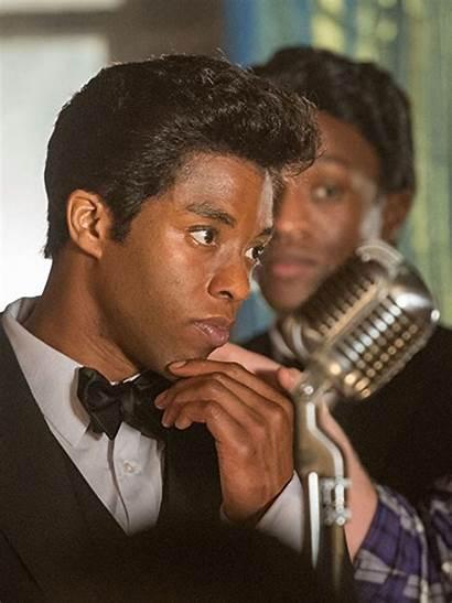 Boseman Chadwick James Brown Robinson Jackie Panther