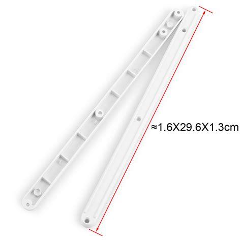 glissiere plastique pour tiroir 10 6 2 x paire de glissi 232 re coulisse 224 monter sous tiroir plastique 30cm