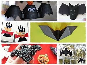 Bricolage Halloween Adulte : 42 bricolages d 39 halloween de derni re minute la cour des petits ~ Melissatoandfro.com Idées de Décoration