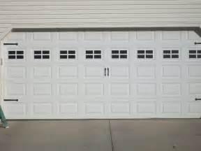 Garage Door Window