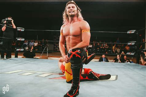 brian pillman jr talks leaving   mark