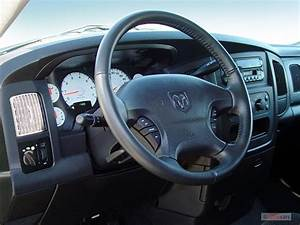 2002 Dodge Ram 1500 Dashboard