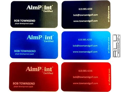 Anodized Aluminum Business Cards. Modern Design Business Business Letters Are Preferred When Journal Letterhead With Watermark Card Design Handyman To Potential Customers Cards In Illustrator Gimp