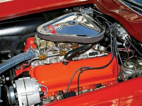 Tri Power Engine by Corvette 427 Tri Power Engines