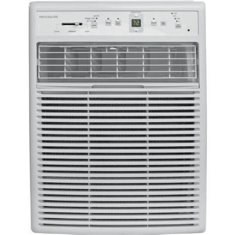frigidaire  btu  slidercasement room air conditioner  full function remote control