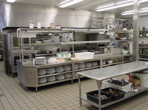 cuisine kitchen 25 best ideas about restaurant kitchen design on