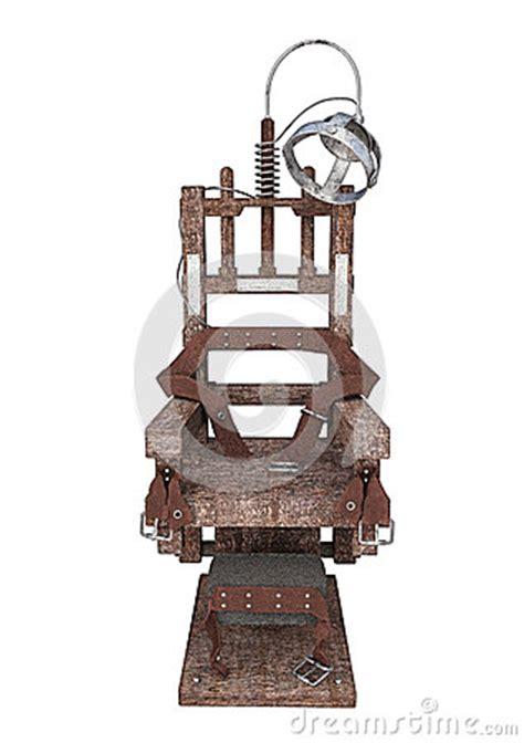 afbeelding elektrische stoel elektrische stoel stock illustratie afbeelding 39682338