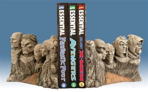 creative  cool bookends