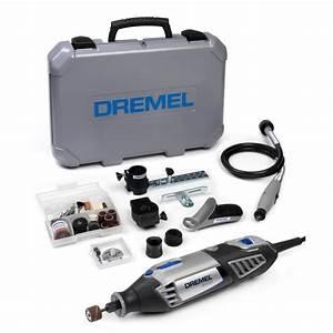 Dremel Sans Fil : mini outillage dremel 4000 175w 65 accessoires mini ~ Premium-room.com Idées de Décoration