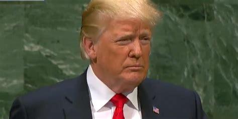 fox trump laughing leaders donald un