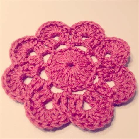 Maybelle Crochet Flower Pattern