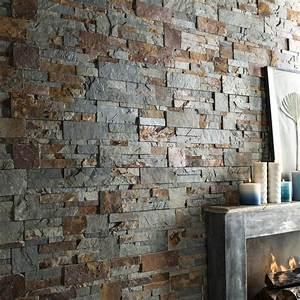 Plaquette De Parement Exterieur : plaquette de parement pierre naturelle multicolore ~ Dailycaller-alerts.com Idées de Décoration