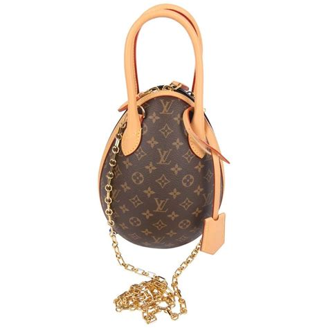 lv egg bag  world sold uit   stdibs