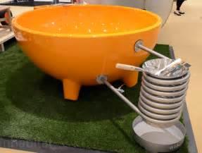 Homemade Wood Fired Hot Tub