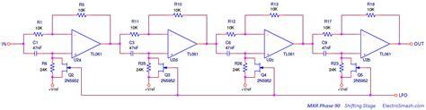 Electrosmash Mxr Phase Analysis