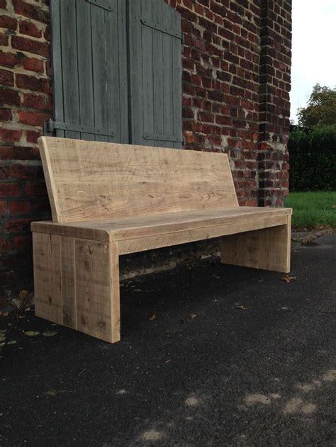 gartenmöbel aus bauholz selber bauen sitztruhe selber bauen bierbank hobby freizeit sitztruhe