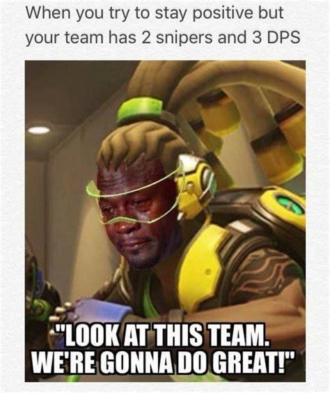 Lucio Memes - you gotta believe overwatch know your meme