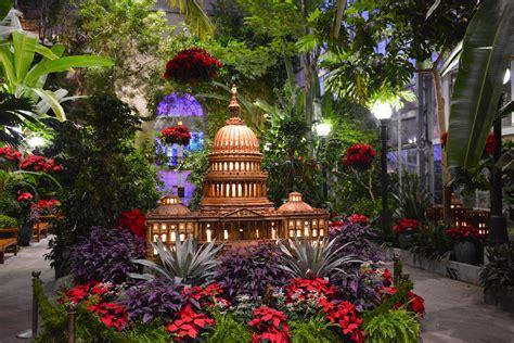 dc botanical gardens exhibits united states botanic garden