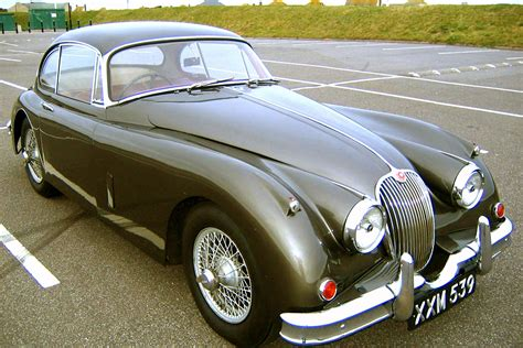 Jaguar Xk150 And Xk150s 1957