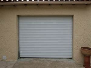 porte de garage enroulable sur mesure a la seyne portes de With porte de garage enroulable sur mesure
