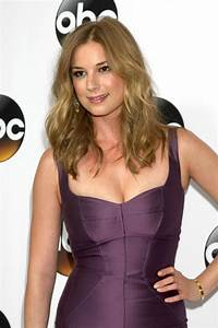 Emily VanCamp – Disney & ABC Television Group's TCA Winter ...