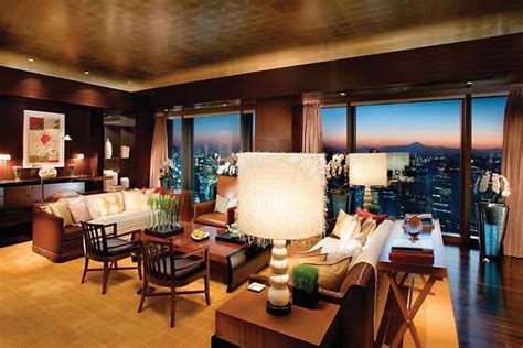 presidential suite mandarin oriental hotel tokyo