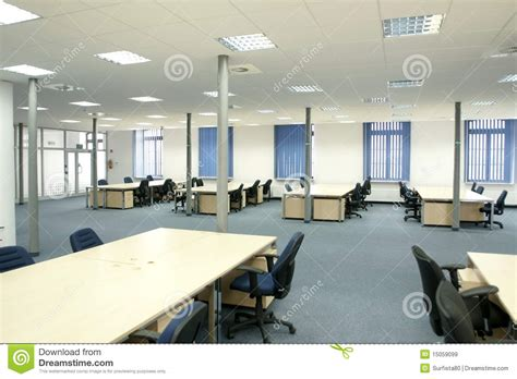 am駭agement bureau open space office interior modern empty open space office royalty free stock images image 15059099