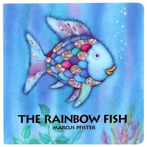 bedtime books and a snack tales from a hungry 579   the rainbow fish