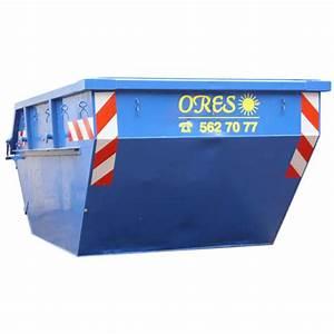 Frachtkosten Container Berechnen : container f r baumischabfall ~ Themetempest.com Abrechnung