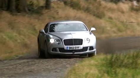 Top Gear Hace Rally Con Un Bentley Continental Gt