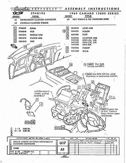 D55 U17 Console Gauge Package Heavy