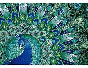 Free, Peacock, Embroidery, U2013, Embroidery, Designs