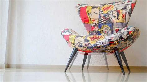 Poltrona Palito Pop Art