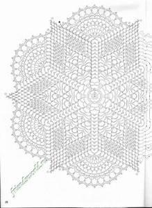 17 Best Images About Crochet Doily Patterns On Pinterest