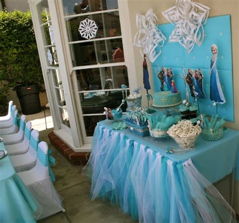 disney frozen tables and chairs