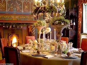 Table De Fete Decoration Noel : d corer sa table de no l le blog sagne cuisines ~ Zukunftsfamilie.com Idées de Décoration