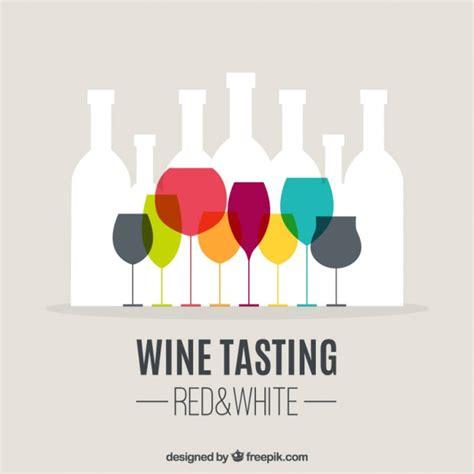 Scow Wine Tasting by Wine Tasting Background Vector Free