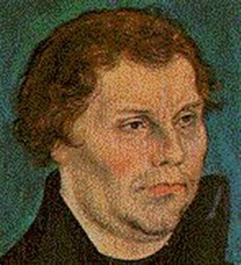 Martin Luther (Hymn-Writer, Composer) - Short Biography