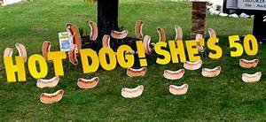 hot dogs yard greetings rentals michigan happy With happy birthday letters for yard