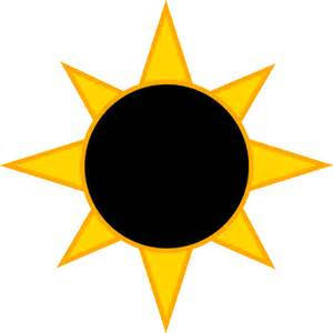 Solar Eclipse Clip Art