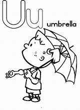 Coloring Alphabet Letter Sheet Letters Preschool Umbrella Drew Sheets Nancy Abc Toddlers Regenschirm Printable God Vacuum Template Armor Ausmalbilder Daycare sketch template