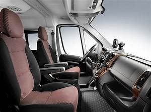 2012 Fiat Ducato - the first official pictures and