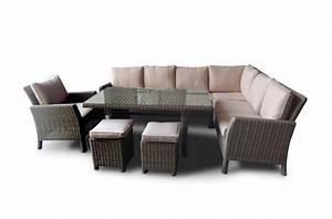 Rattan Gartenmöbel Ikea : rattan garden furniture dining lounge in natural round manchester ~ Buech-reservation.com Haus und Dekorationen