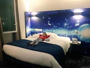 notre sejour a l39hotel jules verne au futuroscope le With hotel jules verne futuroscope chambre